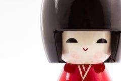 Ιαπωνικές κούκλες kokeshi Στοκ φωτογραφία με δικαίωμα ελεύθερης χρήσης