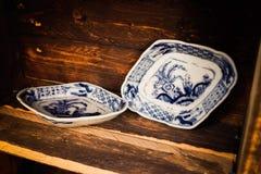 ιαπωνική αγγειοπλαστι&kapp Στοκ Εικόνες