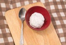 Ιαπωνική βιομηχανία ζαχαρωδών προϊόντων Ichigo Daifuku ή φράουλα Mochi Στοκ φωτογραφία με δικαίωμα ελεύθερης χρήσης