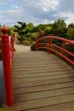 Ιαπωνική γέφυρα Στοκ φωτογραφία με δικαίωμα ελεύθερης χρήσης