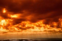 ιαπωνική θάλασσα Στοκ εικόνα με δικαίωμα ελεύθερης χρήσης