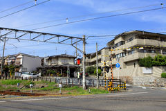 ιαπωνική Κιότο αρχιτεκτονικής ιστορική θέση της Ιαπωνίας Στοκ Εικόνες