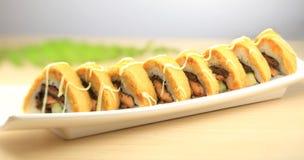 Ιαπωνική κουζίνα Στοκ Εικόνες