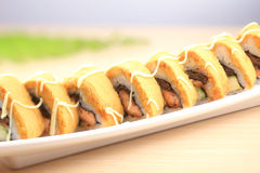 Ιαπωνική κουζίνα Στοκ φωτογραφία με δικαίωμα ελεύθερης χρήσης
