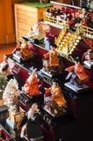 Ιαπωνική κούκλα Στοκ φωτογραφίες με δικαίωμα ελεύθερης χρήσης
