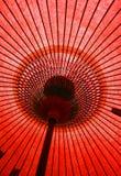 ιαπωνική ομπρέλα Στοκ εικόνες με δικαίωμα ελεύθερης χρήσης