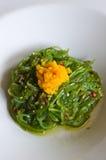 Ιαπωνική σαλάτα φυκιών Στοκ Φωτογραφία