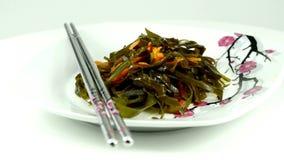 Ιαπωνική σαλάτα φυκιών φιλμ μικρού μήκους