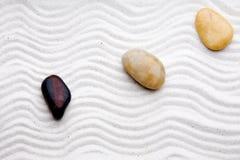 ιαπωνικός βράχος κήπων Στοκ εικόνα με δικαίωμα ελεύθερης χρήσης