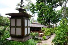 Ιαπωνικός κήπος Στοκ φωτογραφίες με δικαίωμα ελεύθερης χρήσης