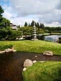 Ιαπωνικός κήπος Στοκ Εικόνα