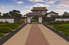 Ιαπωνικός κήπος Yuko Nikka στοκ φωτογραφίες με δικαίωμα ελεύθερης χρήσης