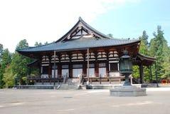ιαπωνικός ναός φαναριών Στοκ Εικόνα