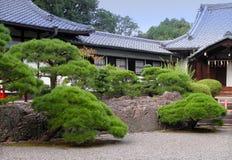 ιαπωνικός ναός στοκ εικόνες