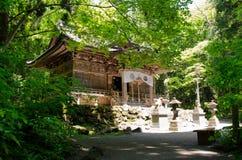 ιαπωνικός ναός Στοκ Φωτογραφίες