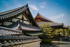 ιαπωνικός ναός Στοκ εικόνες με δικαίωμα ελεύθερης χρήσης