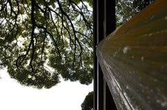 Ιαπωνικός ναός Tori Στοκ εικόνα με δικαίωμα ελεύθερης χρήσης