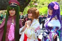 Ιαπωνικός παραδοσιακός ιματισμός στοκ εικόνα