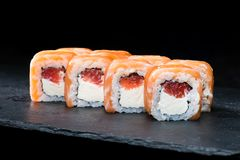 ιαπωνικός παραδοσιακός κουζίνας Εκλεκτική εστίαση στο σύνολο του γλυκού SU Στοκ φωτογραφία με δικαίωμα ελεύθερης χρήσης