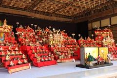 ιαπωνικός παραδοσιακός κουκλών Στοκ Φωτογραφία