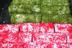 Ιαπωνικός παραδοσιακός εύγευστος σουσιών - ιαπωνικά τρόφιμα Στοκ Φωτογραφίες
