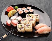 ιαπωνικός παραδοσιακός τροφίμων Στοκ εικόνες με δικαίωμα ελεύθερης χρήσης