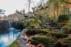 ιαπωνικός ποταμός στοκ φωτογραφία με δικαίωμα ελεύθερης χρήσης