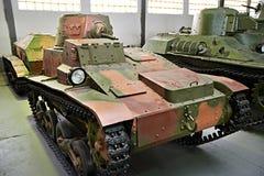 Ιαπωνικός τύπος 94 tankette Tekey Στοκ Εικόνες