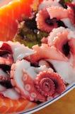 Sashimi χταπόδι Στοκ εικόνα με δικαίωμα ελεύθερης χρήσης