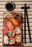 ιαπωνικό γεύμα εθνικό Στοκ Φωτογραφίες