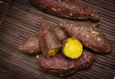 ιαπωνικό γλυκό πατατών Στοκ Εικόνα