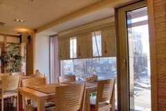 ιαπωνικό εστιατόριο καμπ&omi Στοκ Εικόνα