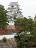 Ιαπωνικό κάστρο Στοκ Εικόνα