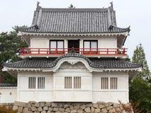 Ιαπωνικό κάστρο Στοκ φωτογραφία με δικαίωμα ελεύθερης χρήσης