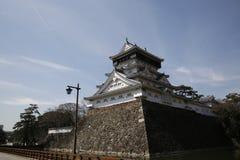 Ιαπωνικό κάστρο Kumamoto Στοκ Φωτογραφία