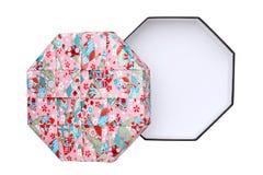 Ιαπωνικό κιβώτιο δώρων σχεδίων Στοκ Φωτογραφία