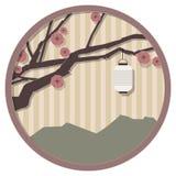 Ιαπωνικό μενταγιόν 2 Στοκ φωτογραφία με δικαίωμα ελεύθερης χρήσης