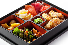 ιαπωνικό μεσημεριανό γεύμ&alp Στοκ Εικόνες