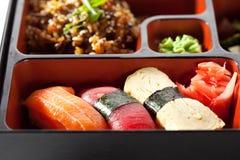 ιαπωνικό μεσημεριανό γεύμ&alp Στοκ Φωτογραφίες