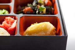 ιαπωνικό μεσημεριανό γεύμ&alp Στοκ φωτογραφία με δικαίωμα ελεύθερης χρήσης