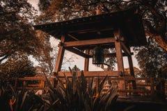 Ιαπωνικό μνημείο κουδουνιών ειρήνης στο Μπουένος Άιρες στοκ εικόνες