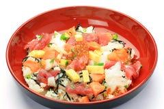 Ιαπωνικό πιάτο στοκ εικόνες