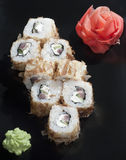 Ιαπωνικό ρύζι σουσιών στοκ φωτογραφία