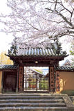 Ιαπωνικό σπίτι Στοκ Φωτογραφία