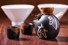 ιαπωνικό σύνολο χάρης Στοκ εικόνα με δικαίωμα ελεύθερης χρήσης