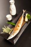 Ιαπωνικό υλικό τροφίμων Στοκ φωτογραφία με δικαίωμα ελεύθερης χρήσης