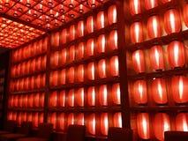 ιαπωνικό φανάρι Στοκ φωτογραφία με δικαίωμα ελεύθερης χρήσης