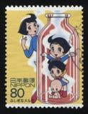 Ιαπωνικό Anime Στοκ φωτογραφίες με δικαίωμα ελεύθερης χρήσης