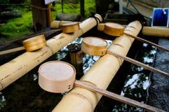 Ιαπωνικό dipper Στοκ φωτογραφία με δικαίωμα ελεύθερης χρήσης