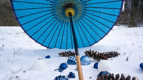 Ιαπωνικό Hanukkah στοκ εικόνες